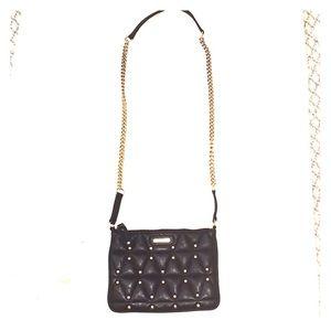 Rebecca Minkoff Black Studded Crossbody Bag
